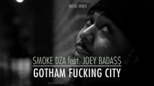 Smoke DZA 'Gotham Fucking City' music video