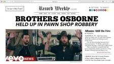 Brothers Osborne 'It Ain't My Fault' music video