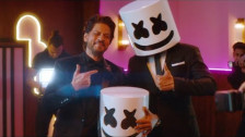 Marshmello 'BIBA' music video