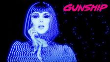 GUNSHIP 'Black Blood Red Kiss' music video