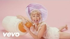 Miley Cyrus 'BB Talk' music video