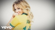 Samantha Jade 'UP! (Socceroos Mix)' music video