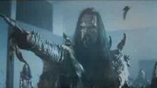Lordi 'Hard Rock Hallelujah' music video