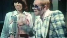 Elton John 'Don't Go Breaking My Heart' music video