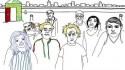 Grouplove 'Borderlines and Aliens' Music Video