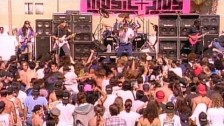 Suicidal Tendencies 'War Inside My Head' music video