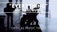 Michael Bublé 'Everything' music video
