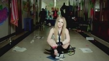 Avril Lavigne 'Here's To Never Growing Up' music video
