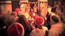 New Groove Formation 'Christmas Eve (I Want To Spend It With You)' music video