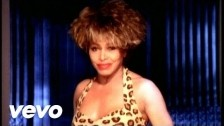 Tina Turner 'Love Thing' music video