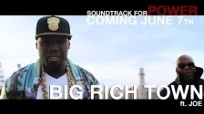 50 Cent 'Big Rich Town' music video