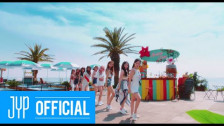 Twice 'Alcohol-Free' music video