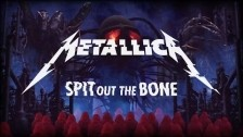 Metallica 'Spit Out The Bone' music video