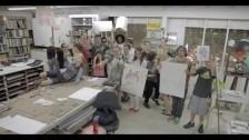 Speedy Ortiz 'Swell Content' music video