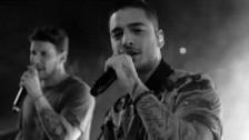 Piso 21 'Me llamas (Remix)' music video