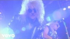 Poison 'Fallen Angel' music video