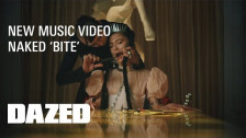 Naked 'Bite' music video
