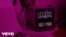Let's Eat Grandma 'Hot Pink' music video