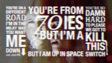 Icona Pop 'I Love It (Style Of Eye Remix)' music video