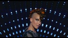 Eva Simons 'I Don't Like You' music video