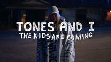 Tones And I 'The Kids Are Coming' music video