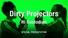 Dirty Projectors 'Hi Custodian' music video