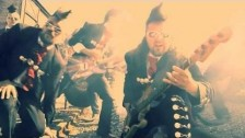 Leningrad Cowboys 'Machine Gun Blues' music video