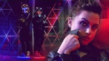 Darth Punk 'The Funk Awakens' music video