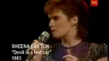Sheena Easton 'Devil In A Fast Car' music video