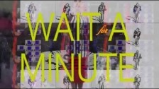 tUnE-yArDs 'Wait For A Minute' music video