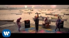 Coldplay 'Hymn For The Weekend' music video