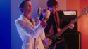 Ed Schrader's Music Beat 'Riddles' Music Video