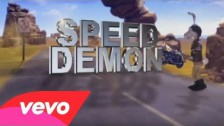 Michael Jackson 'Speed Demon' music video