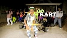 King Roscoe 'Go Kart' music video
