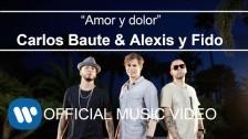 Carlos Baute 'Amor y Dolor' music video