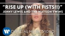 Jenny Lewis 'Rise Up (With Fists!!)' music video