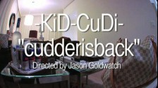 Kid Cudi 'cudderisback' music video