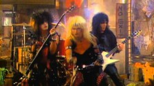 Mötley Crüe 'Too Young To Fall In Love' music video