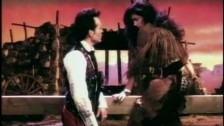 Adam Ant 'Room at the Top' music video