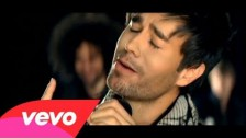 Enrique Iglesias 'Cuando Me Enamoro' music video