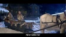 Ylvis 'Da vet du at det er Jul' music video