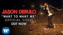 Jason Derulo 'Want To Want Me' music video