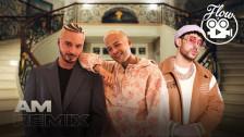 Nio García 'AM Remix' music video