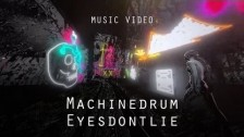 Machinedrum 'Eyesdontlie' music video