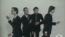Kraftwerk 'Showroom Dummies' music video