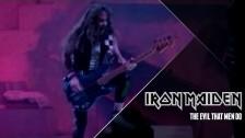 Iron Maiden 'The Evil That Men Do' music video