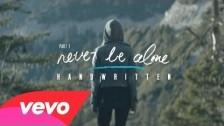 Shawn Mendes 'Never Be Alone' music video