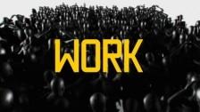 Hasse de Moor 'WORK' music video