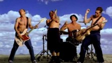 Red Hot Chili Peppers 'Californication' music video