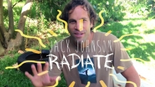 Jack Johnson 'Radiate' music video